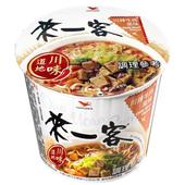 《統一》來一客杯麵-川辣牛肉風味(67gx3杯/組)