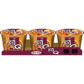《統一》阿Q桶麵 - 韓式泡菜風味(102gx3桶/組)