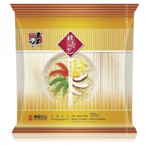 五木 經濟包麵條(2000g/包)