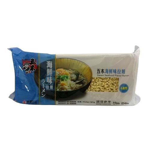 五木 海鮮拉麵(321g/包)
