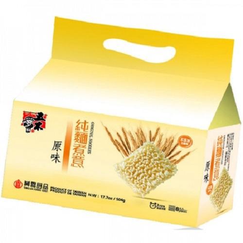五木 純麵煮意-原味(504g/包)
