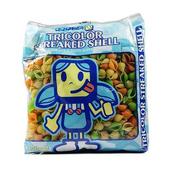《QQ》三色稜紋貝殼麵(500g/包)
