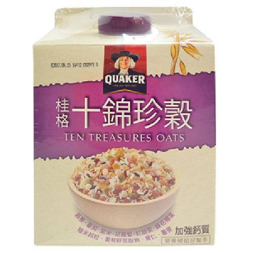 桂格 十錦珍穀(1700g/盒)