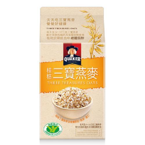 桂格 三寶燕麥(1800公克/盒)