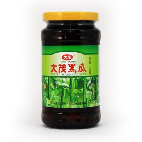 大茂 黑瓜(375g/瓶)