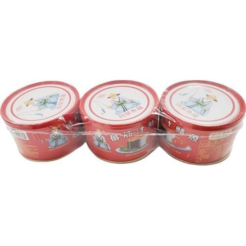 《同榮》鯖魚-平二紅罐(230gx3罐/組)