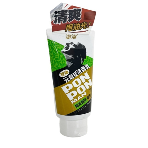 耐斯 澎澎元氣炭洗面乳(100g/瓶)