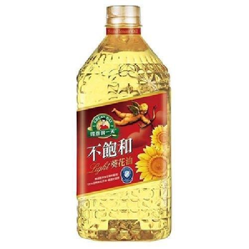 得意的一天 不飽和葵花油(2.5L/桶)
