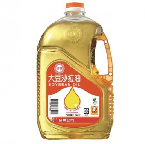 台糖 大豆沙拉油(3L/瓶)