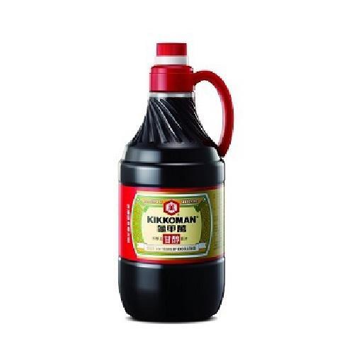 《統一》龜甲萬甘醇醬油(1600ml)