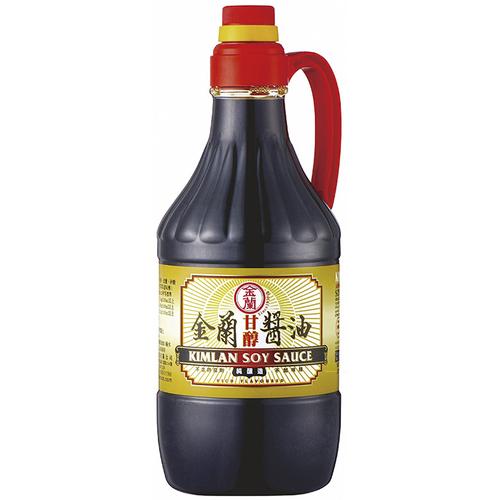 《金蘭》甘醇醬油(1500ml)