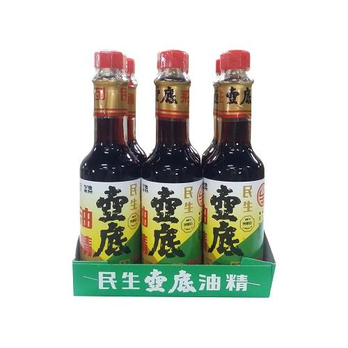 民生 壺底油精(70公克*6瓶)