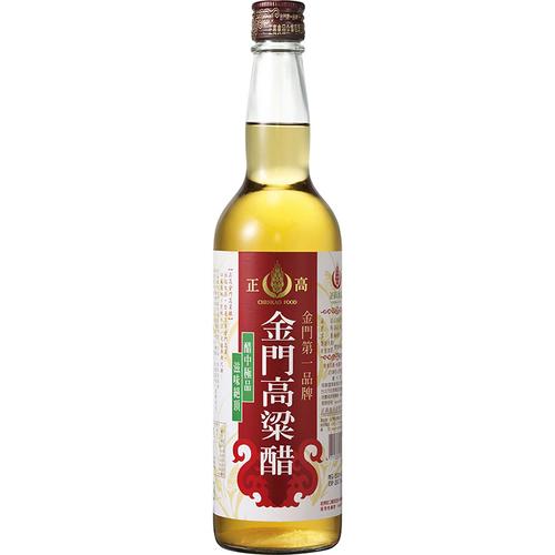 《正高》金門高粱醋(600ml)