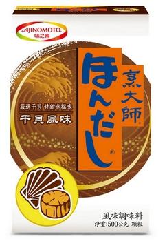 烹大師 干貝風味調味料(500g)