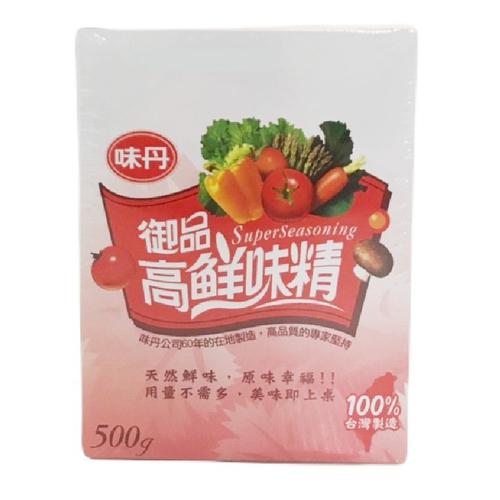 味丹 御品高鮮味精(500公克)