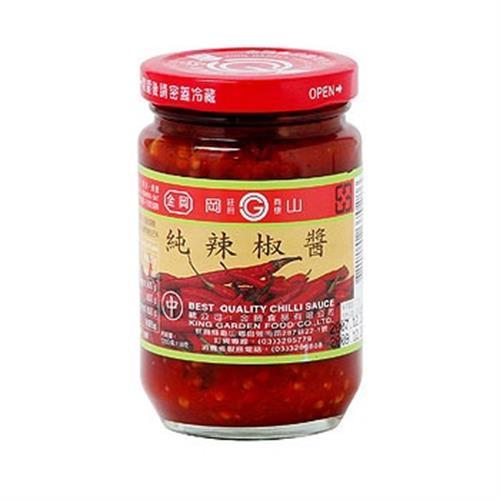 金岡 岡山辣椒醬(320公克)