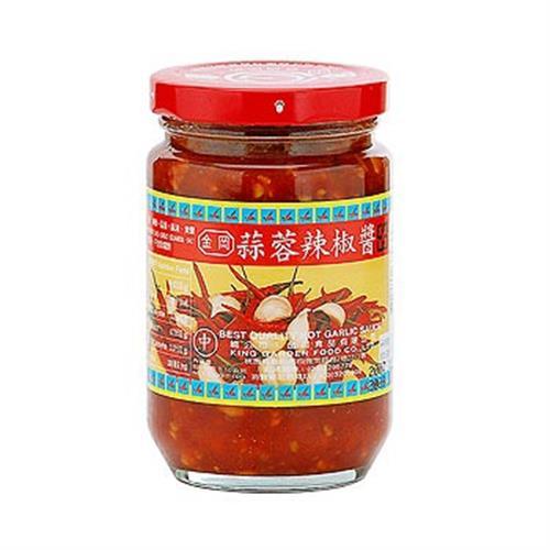金岡 蒜蓉辣椒醬(320公克)