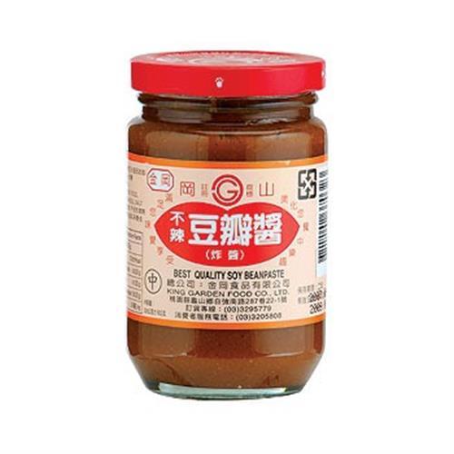 金岡 不辣豆瓣醬-炸醬(320公克)