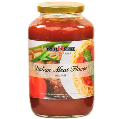 《美味大師》義大利麵醬-義式肉醬(720g)