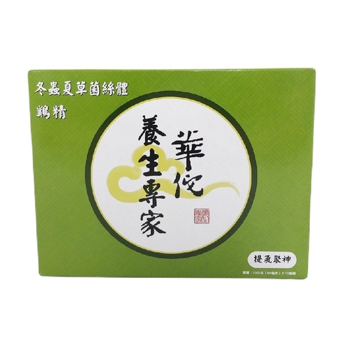《華佗》冬蟲夏草雞精(70公克*12罐)