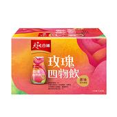 《桂格》天地合補玫瑰四物飲(120ml*6瓶/盒)