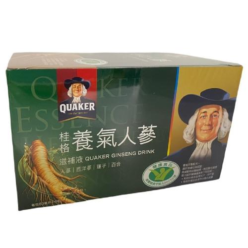 桂格 養氣人蔘滋補液(60ml*6瓶)
