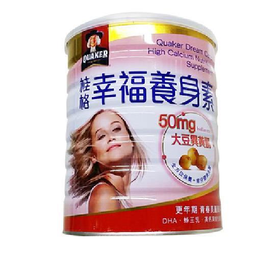 桂格 幸福養身素奶粉(1.5kg/罐)