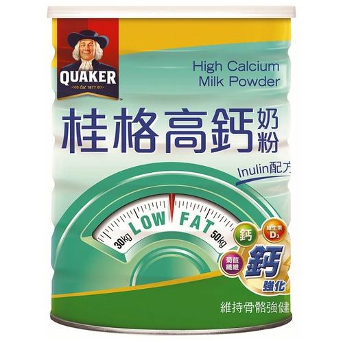桂格 高鈣脫脂奶粉(1500g/罐)