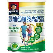 《桂格》葡萄糖胺奶粉1.5kg/罐 $710