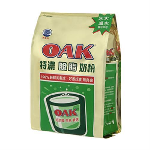 OAK 特濃脫脂奶粉(1400g/袋)