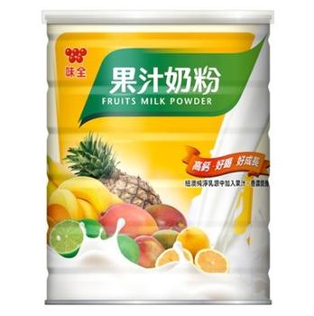 味全 果汁奶粉-維生素(1000g/罐)