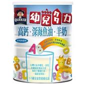 《桂格》幼兒多力-羊奶 DHA配方(1350g/罐)