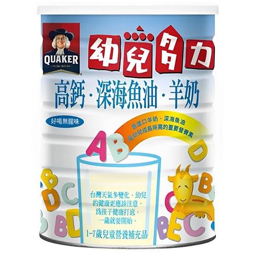 桂格 幼兒多力-羊奶 DHA配方(1350g/罐)