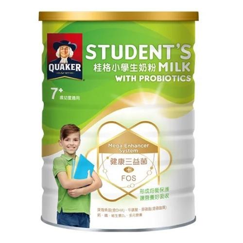 桂格 明亮小學生奶粉(1500g/罐)