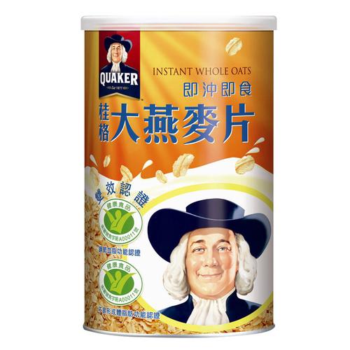 桂格 即沖即食大燕麥片(1100g/罐)