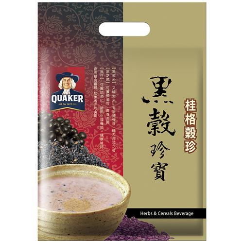 桂格 黑穀珍寶穀精(32g*12包/袋)