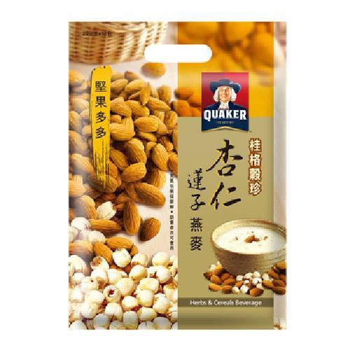 桂格 堅果多多-杏仁蓮子燕麥(29g*12包/袋)