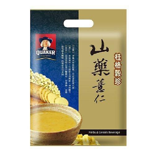 桂格 穀珍山藥百合薏仁(28g*12包/袋)