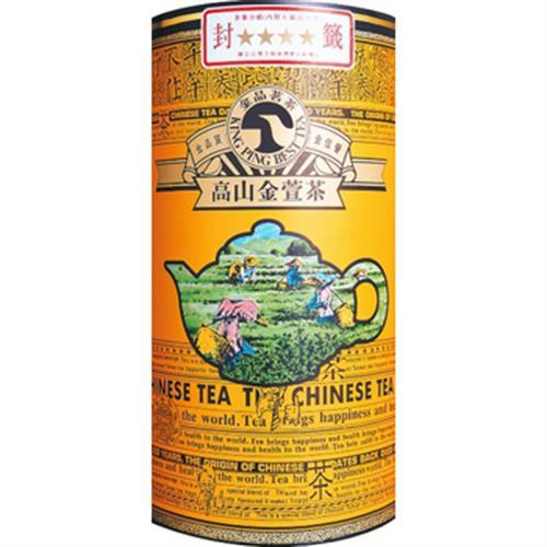 金品 高山金萱茶(600g/罐)