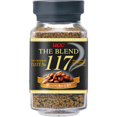 《UCC》117即溶咖啡(135g/罐)