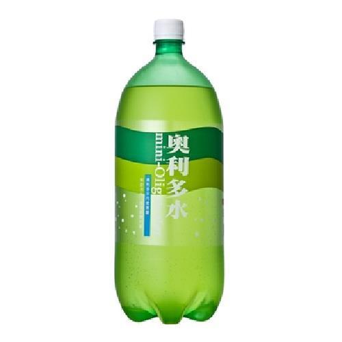 金車 奧利多水(2000cc/瓶)