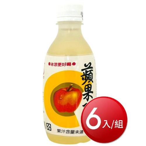 百家珍 蘋果健康醋(280cc*6瓶/組)