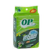 《OP》鑽石晶砂菜瓜布-5個/包(16*12*0.7CM)