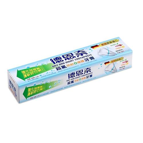 德恩奈 超氟牙膏(156g/支)