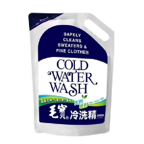 毛寶 冷洗精環保新配方補充包(2000g/包)