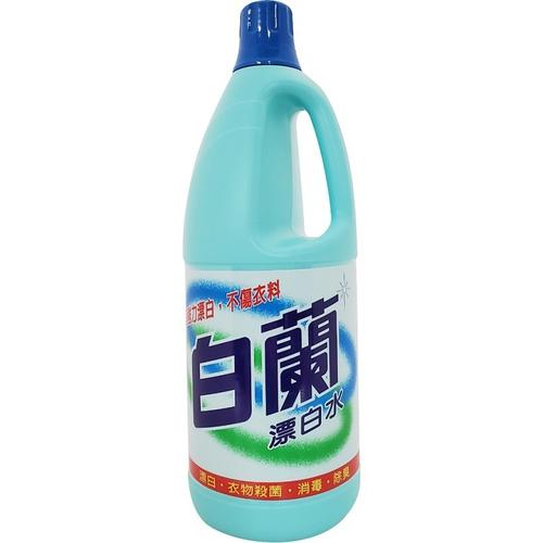 《白蘭》漂白水(1500cc/瓶)
