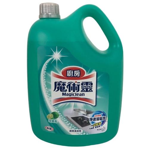 《魔術靈》廚房清潔劑(3.8L/桶)