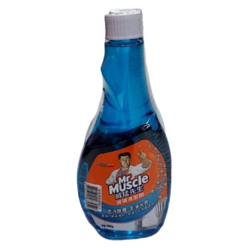 穩潔 玻璃清潔劑-重裝(500g*2瓶/組)