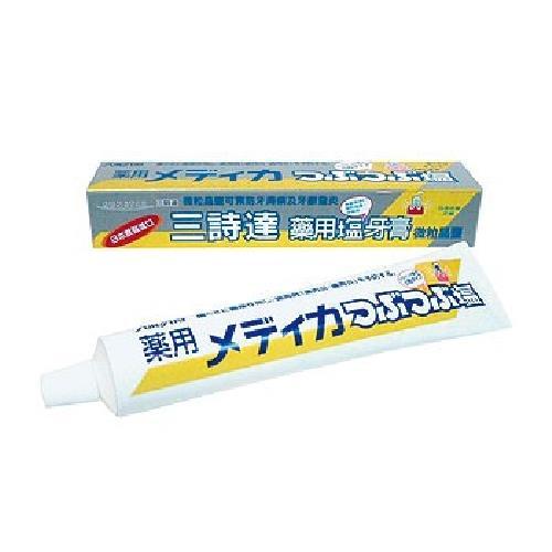 三詩達 日本藥用盬牙膏-微粒晶鹽(170g*2支/組)