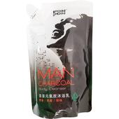 《澎澎》元氣炭沐浴乳補充包(700g)